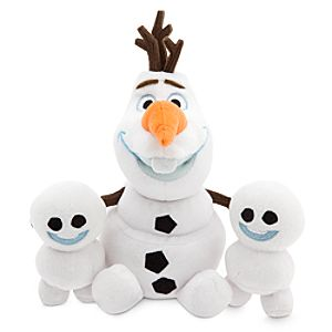 Olaf and Snowgies Plush - Small - 8 - Frozen Fever