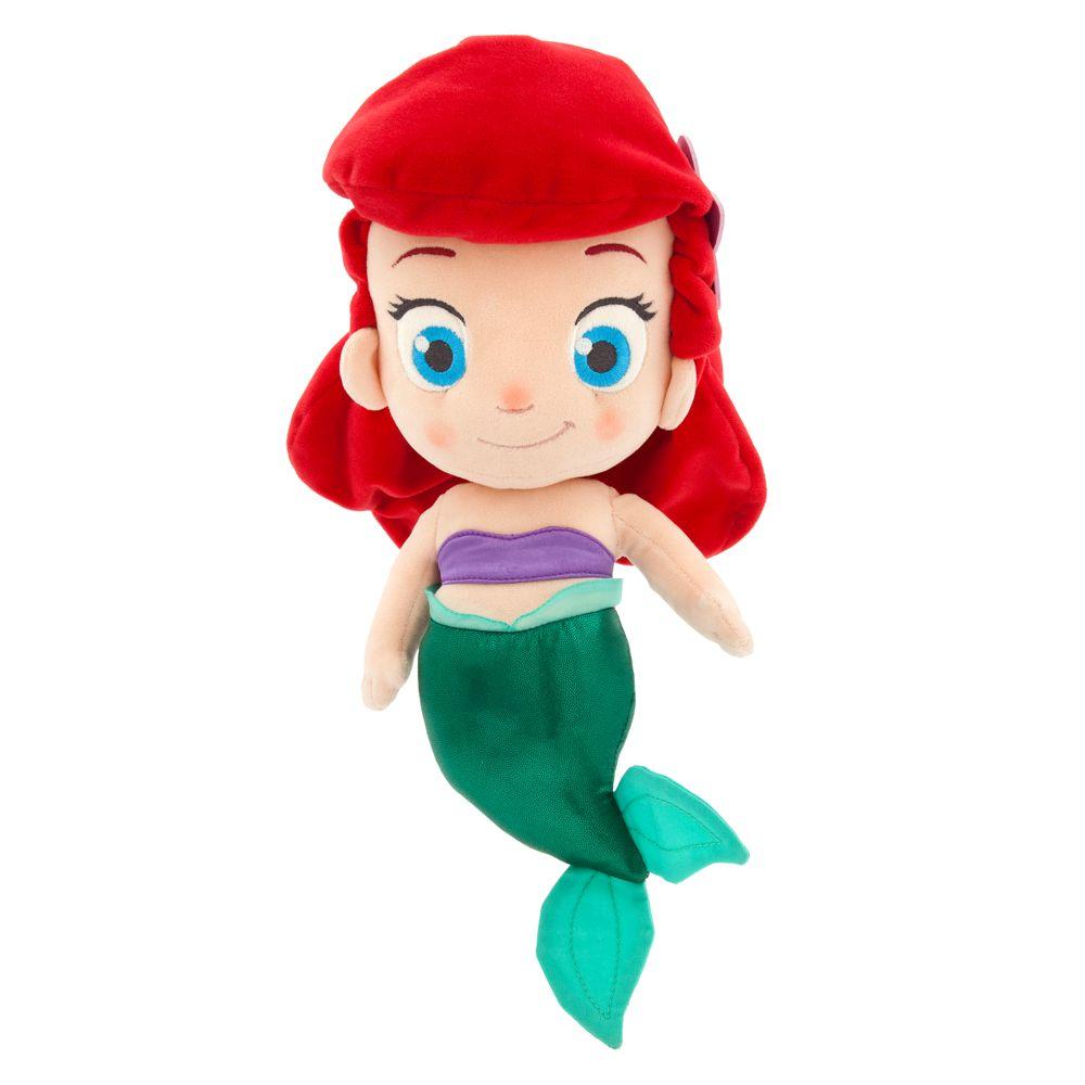 Toddler Ariel Plush Doll – Small – 14''