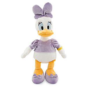 Daisy Duck Plush - Medium - 19''