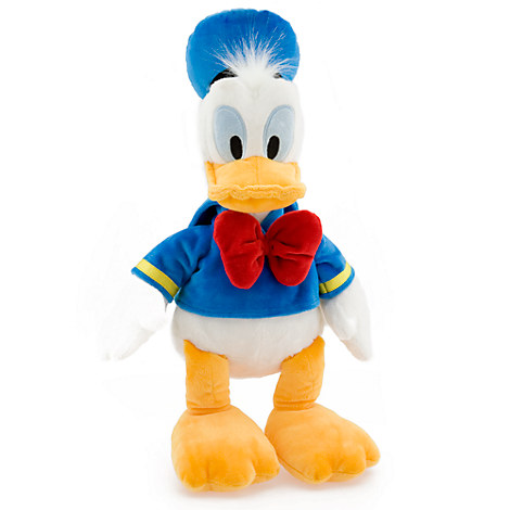 Donald Duck Plush - Medium - 18''