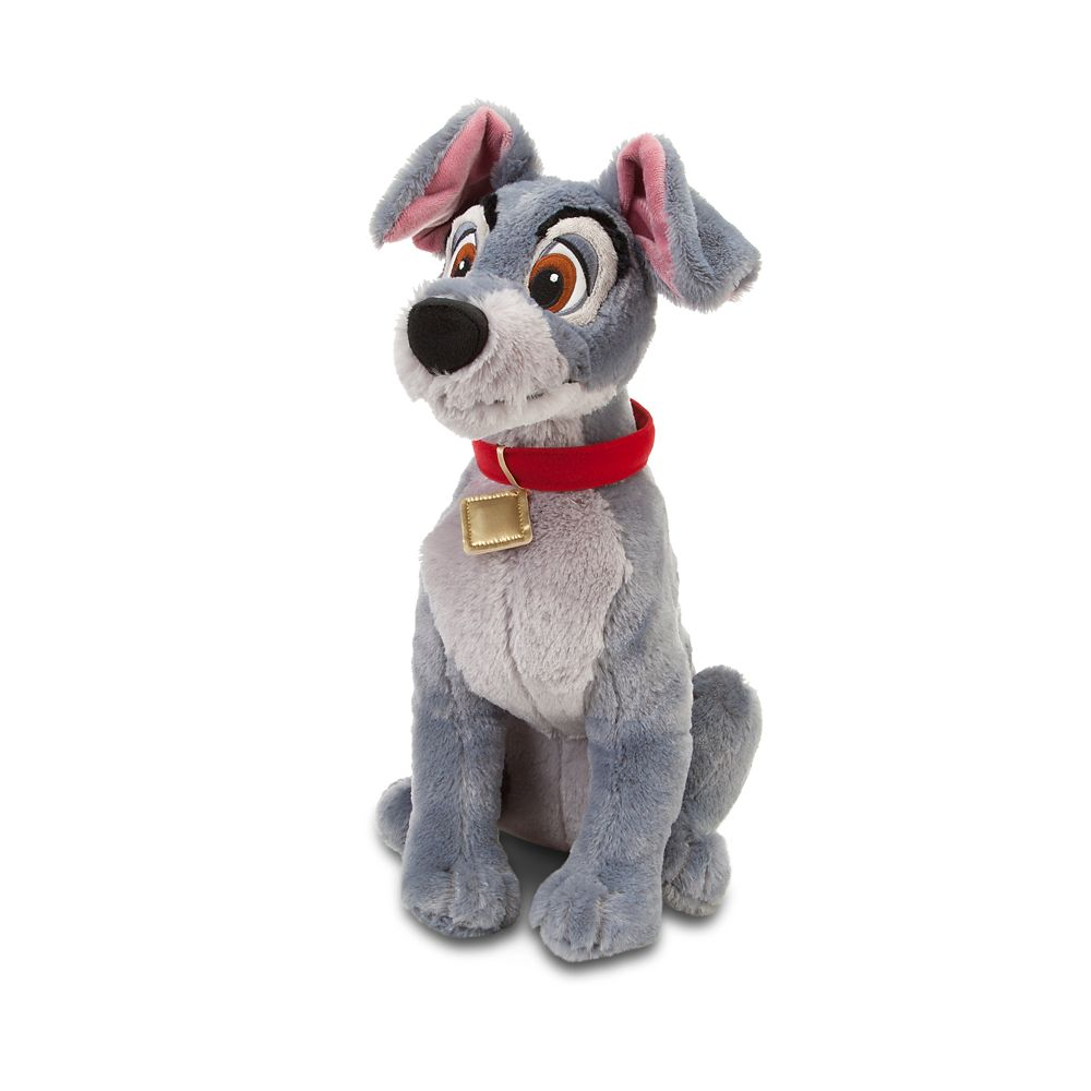 Tramp Plush - Lady and the Tramp - Medium - 16