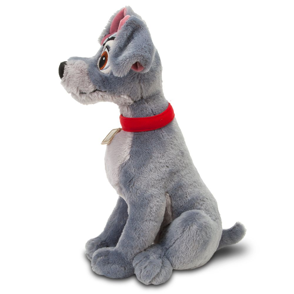 Tramp Plush – Lady and the Tramp – Medium – 16''
