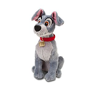 Tramp Plush – Lady and the Tramp – Medium – 16""