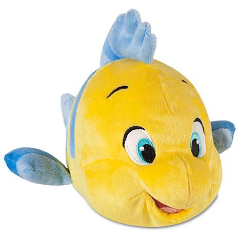 Flounder Plush - The Little Mermaid - Small - 10''