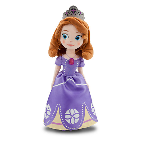 Sofia the First Plush Doll - Small - 13''