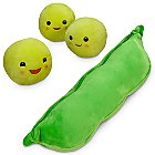 3 Peas-in-a-Pod Plush - Toy Story 3 - Medium - 19''