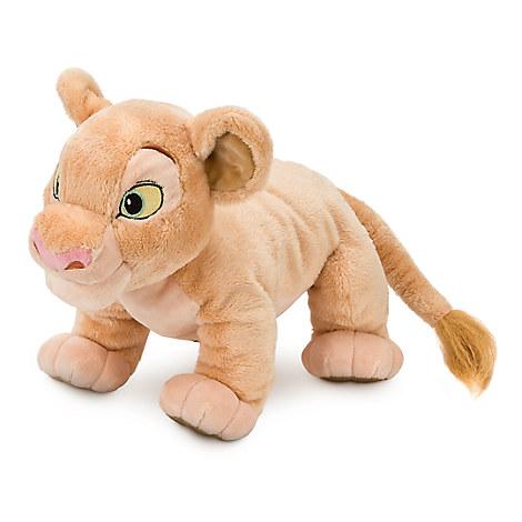 Nala Plush - The Lion King - Medium - 11''
