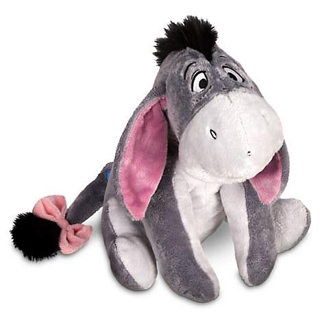 Eeyore Plush - Winnie the Pooh - Medium - 12''