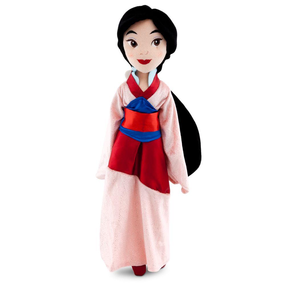 Mulan Plush Doll – Medium – 20''