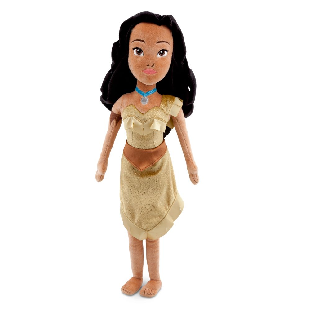 Pocahontas Plush Doll – Medium – 19''