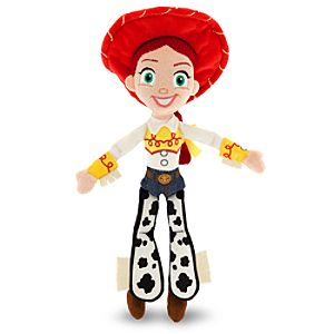 "Jessie Plush – Mini Bean Bag – 11"" – Toy Story"