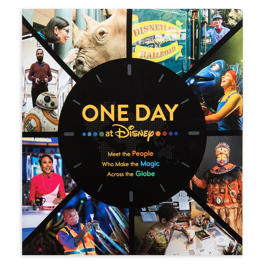 One Day at Disney Book