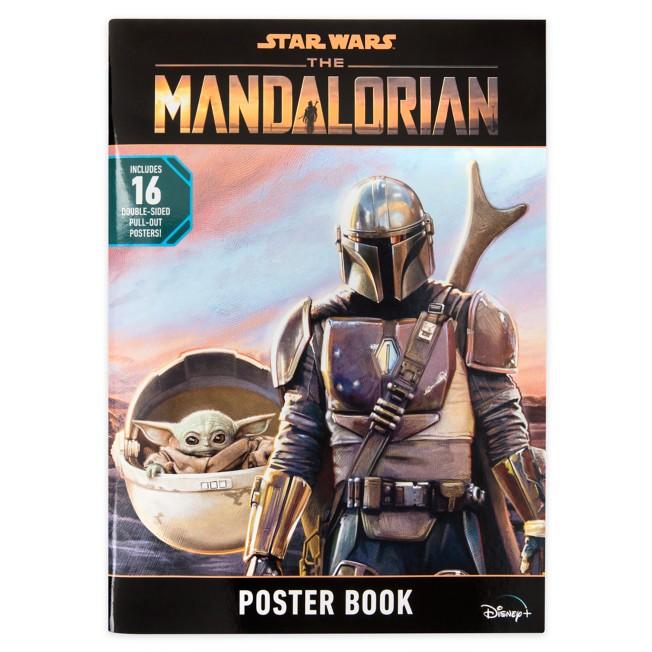 Star Wars: The Mandalorian Poster Book