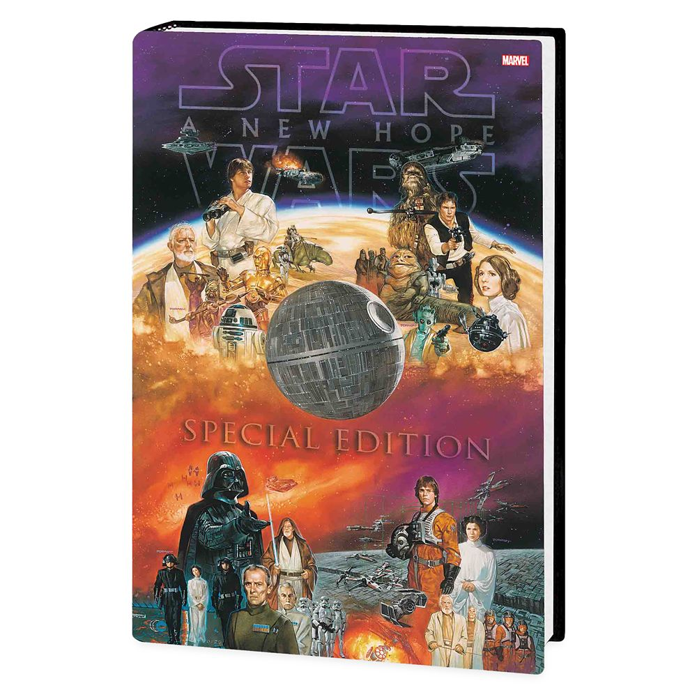 Star Wars: A New Hope Special Edition Book