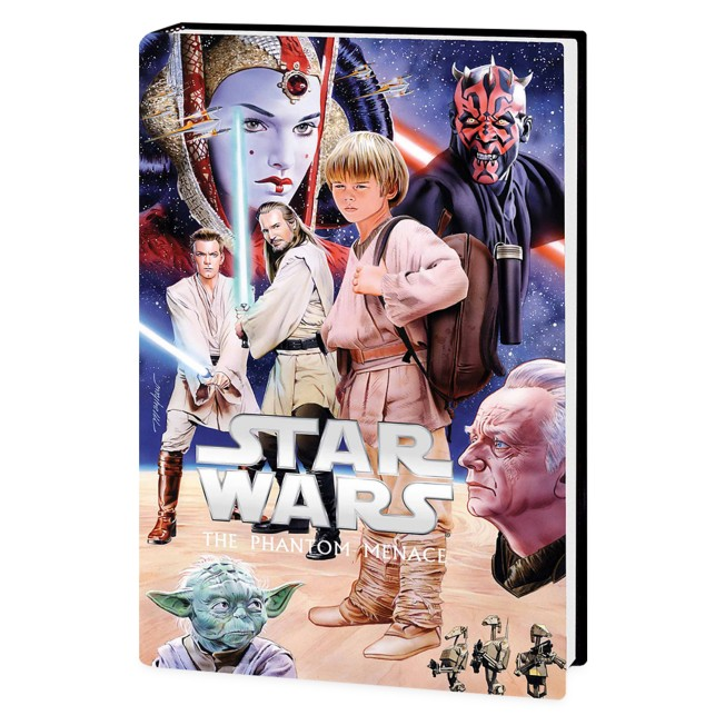 Star Wars: The Phantom Menace Book