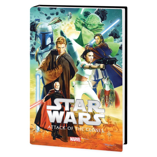 Star Wars: Attack of the Clones Book
