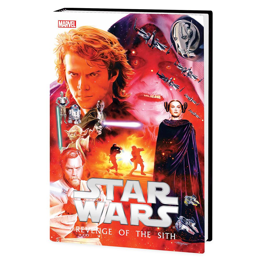 Star Wars: Revenge of the Sith Book
