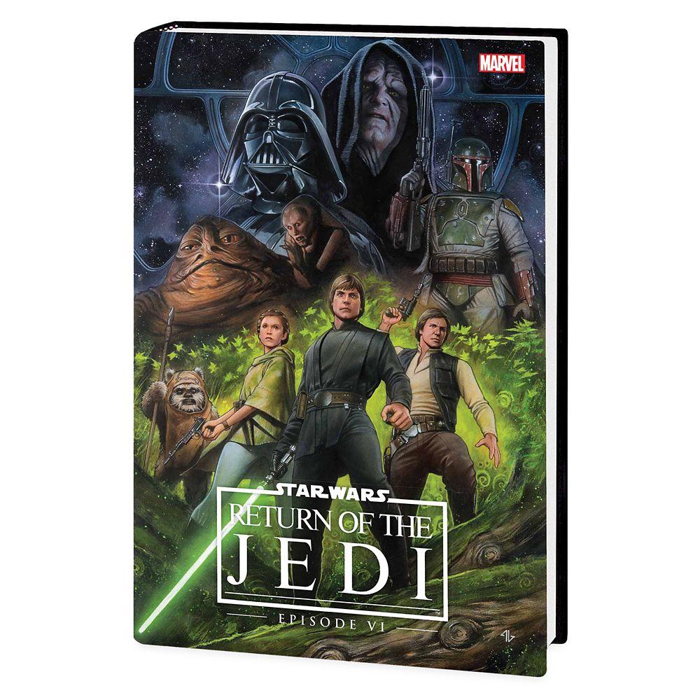 Star Wars: Return of the Jedi Book