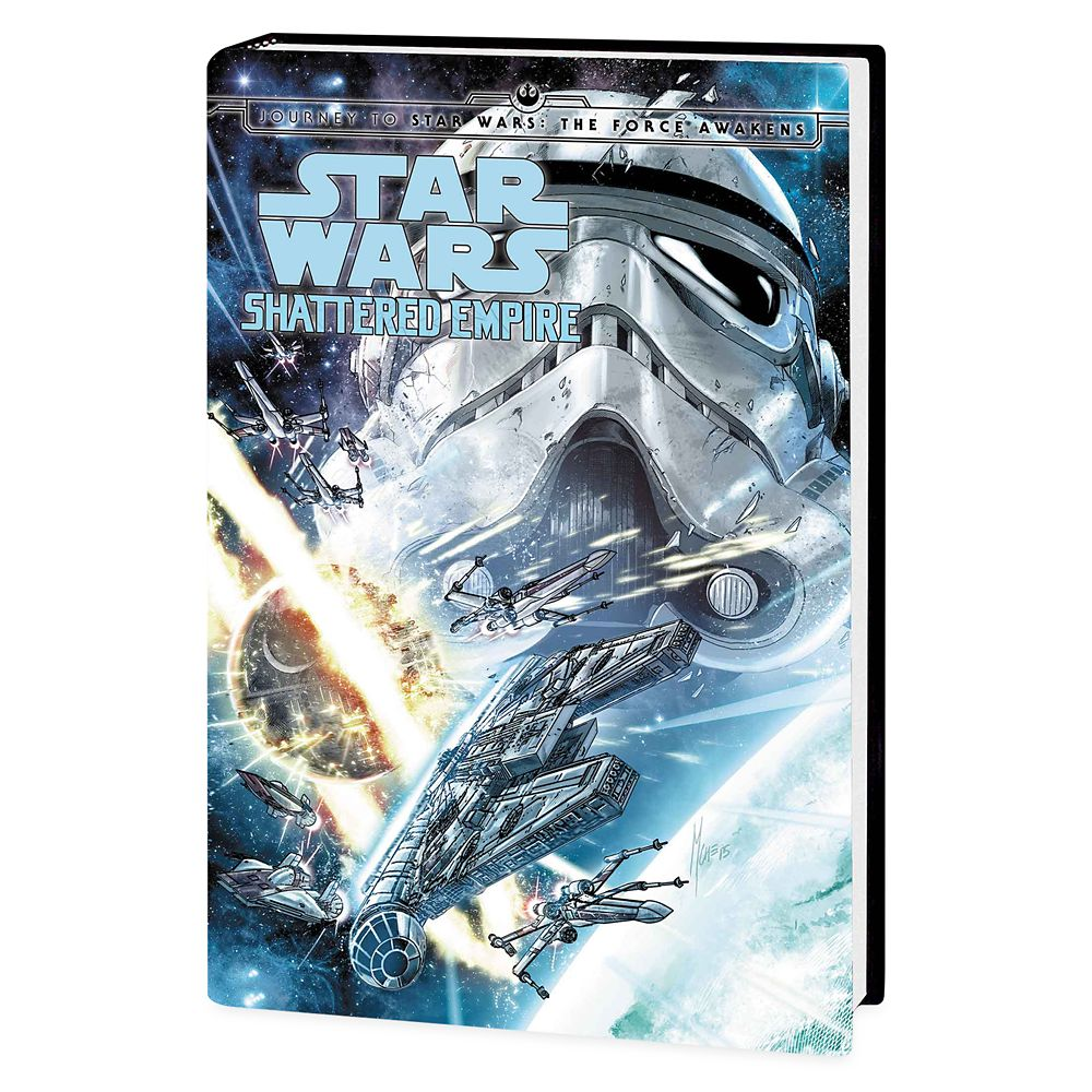 Star Wars: Shattered Empire – Journey to Star Wars: The Force Awakens Book