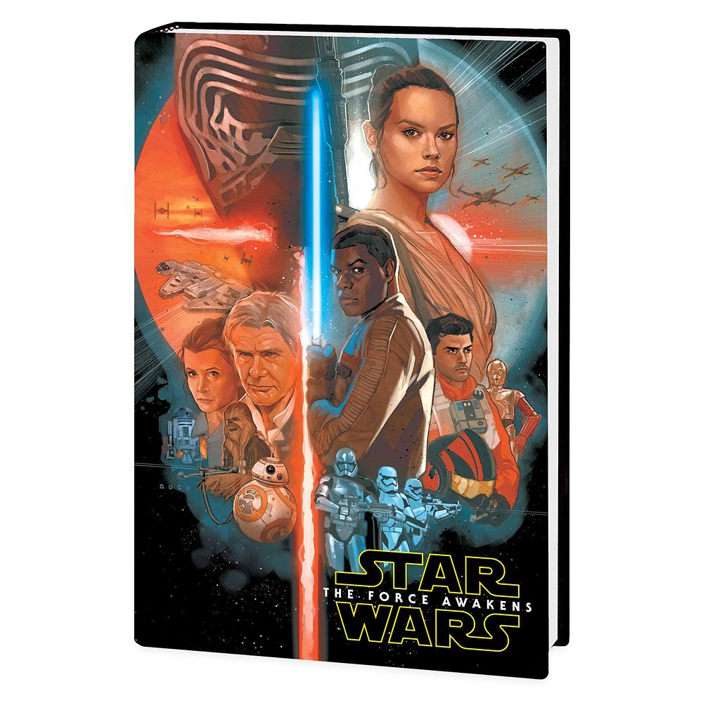 Star Wars: The Force Awakens Book