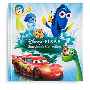 PIXAR Storybook Collection Book