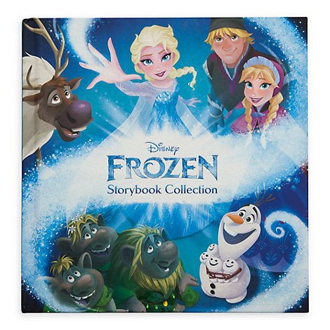 Frozen Storybook Collection Book