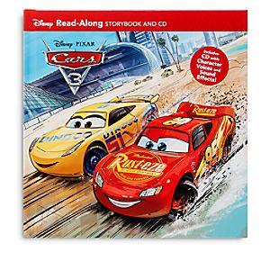 Cars 3 Read-Along Storybook and CD