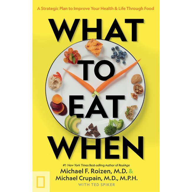 What to Eat When Book – National Geographic