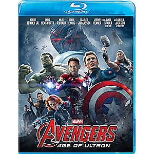 Marvel's Avengers: Age of Ultron Blu-ray 1322002491815P