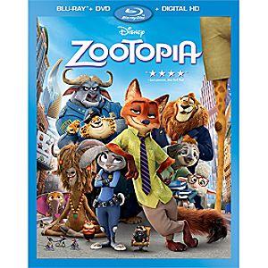 Zootopia Blu-ray Combo Pack