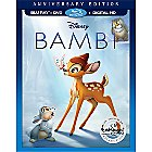 Bambi Anniversary Edition Blu-ray Combo Pack with FREE Lithograph Set Offer