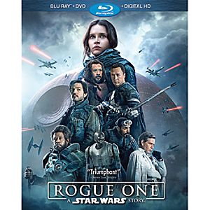 Rogue One: A Star Wars Story Blu-ray Combo Pack 1322002491972P