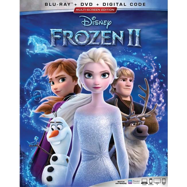 Frozen 2 Blu-ray Multi-Screen Edition