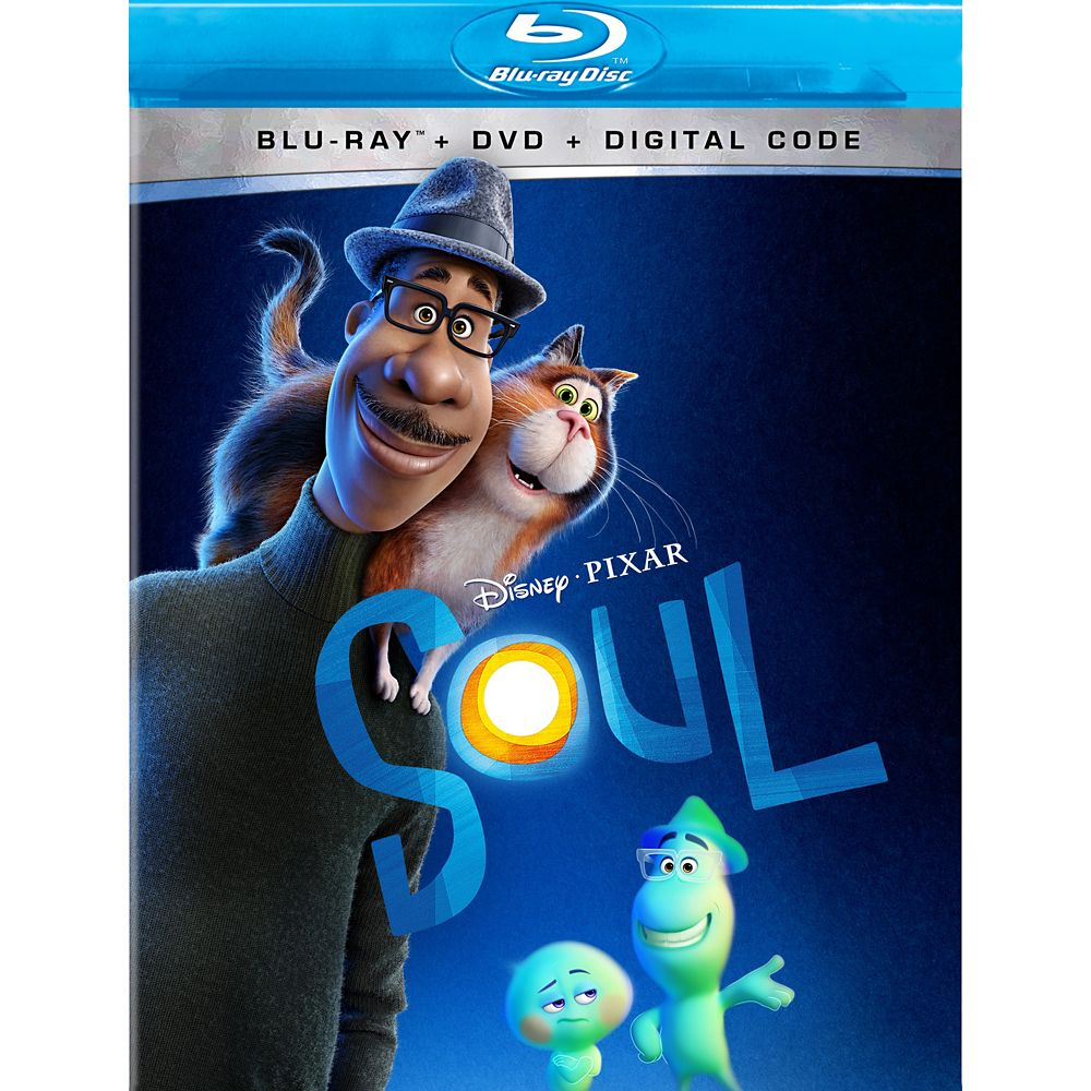 Soul Blu-ray Multi-Screen Edition
