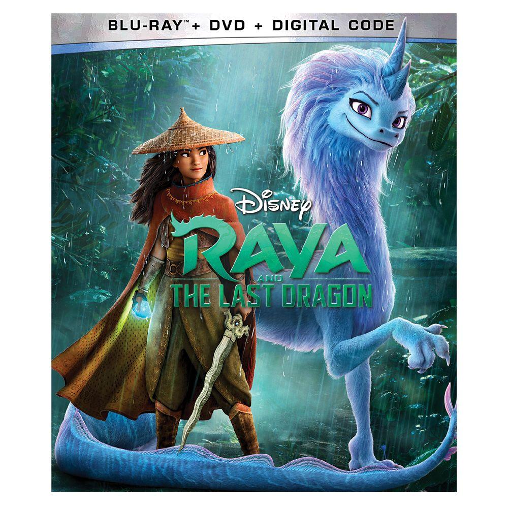 Raya and the Last Dragon Blu-ray Multi-Screen Edition