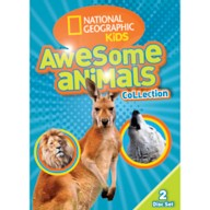 Awesome Animals Collection DVD – National Geographic