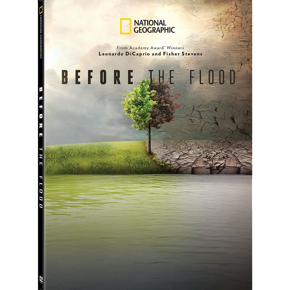 Before the Flood DVD – National Geographic