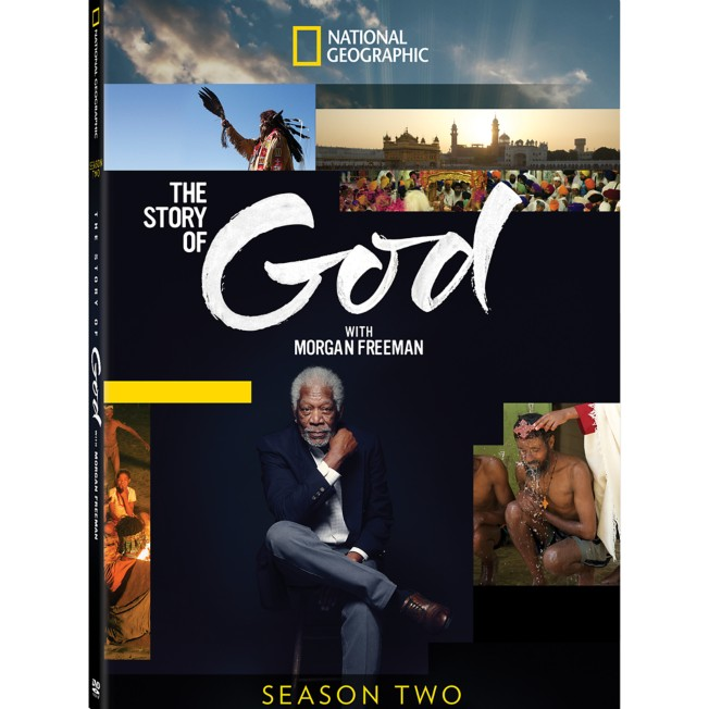 The Story of God Season 2 DVD – National Geographic