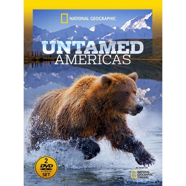 Untamed Americas DVD –National Geographic