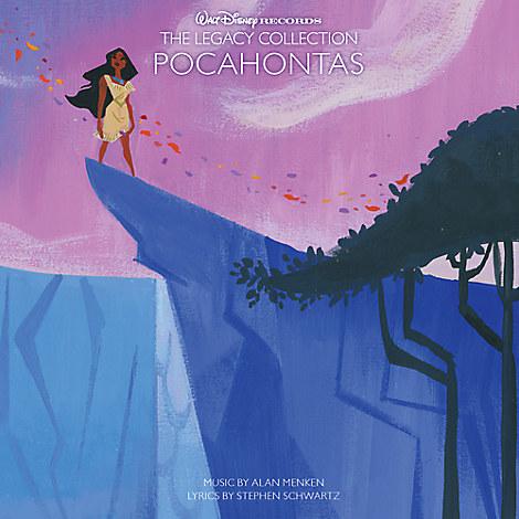 Pocahontas The Legacy Collection CD