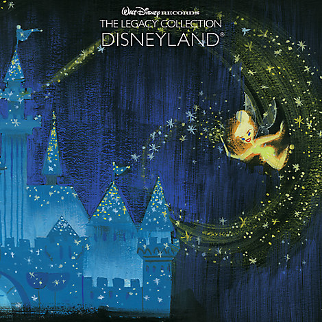 Disneyland The Legacy Collection CD