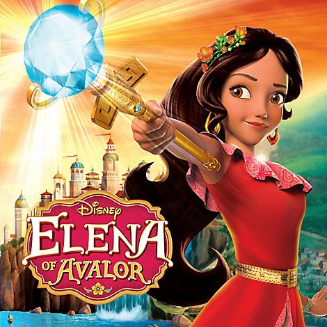 Elena of Avalor Soundtrack CD