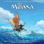 Disney Moana Soundtrack CD