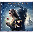 Beauty and the Beast Soundtrack CD - Live Action Film