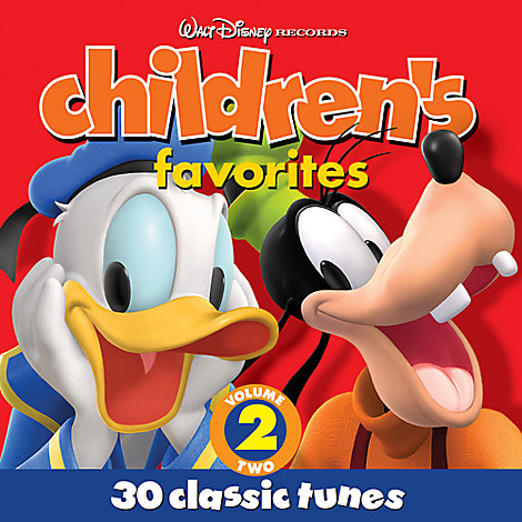 Children's Favorites Volume 2 CD