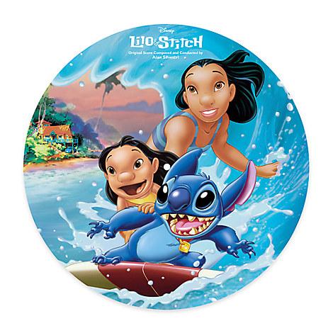 Lilo & Stitch Soundtrack Vinyl Picture Disc