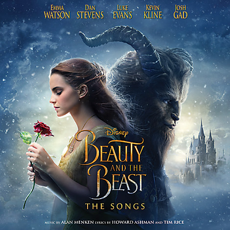 Beauty and the Beast Soundtrack Vinyl Picture Disc