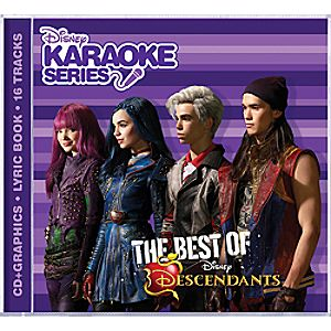 The Best of Descendants Karaoke CD