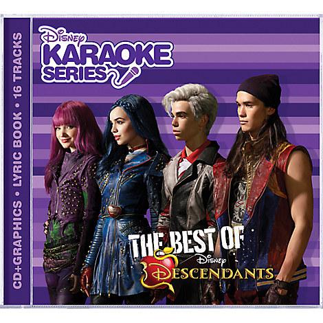 The Best of Descendants Karaoke CD