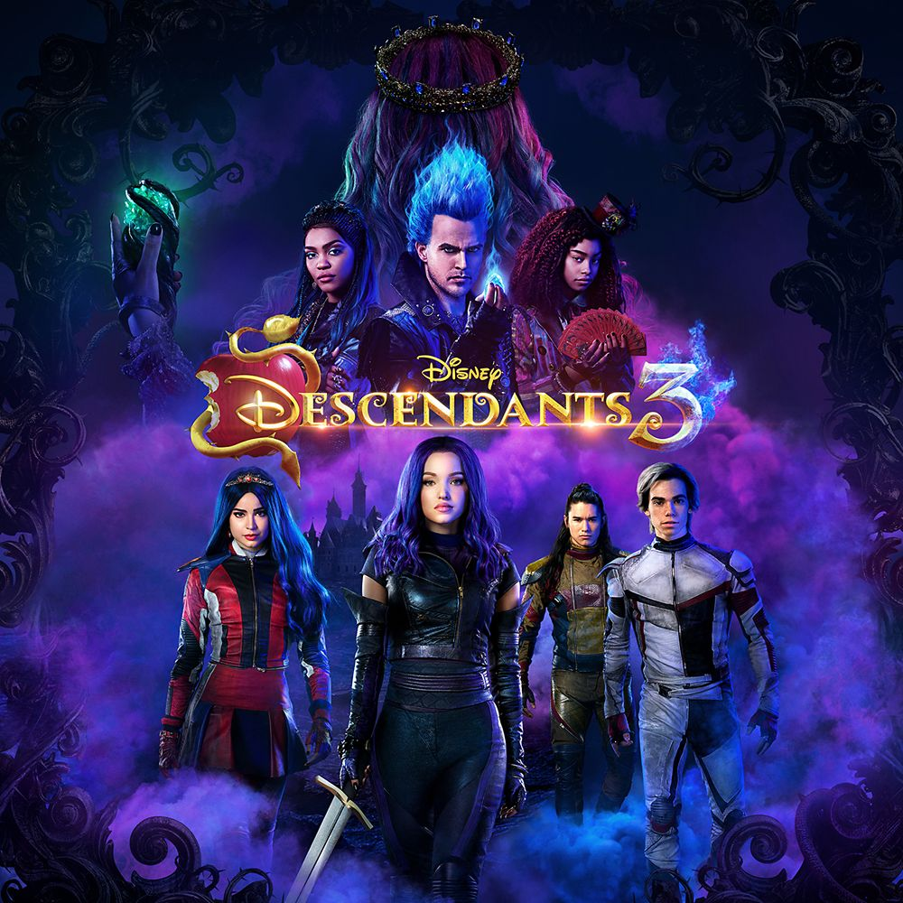 Descendants 3 Soundtrack CD